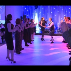 Burns Night Ceilidh at the AECC, Aberdeen