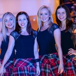 Tartanium Highland Dancers Scottish show