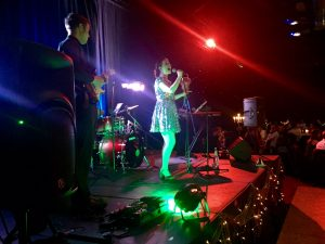 Hogmanay Ceilidh Band at Crieff Hydro