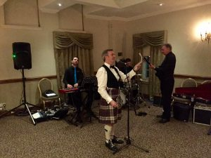 Burns Night at Houstoun House