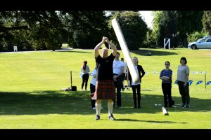 scottish music for production highland games