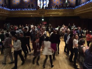 Ceilidh for conference
