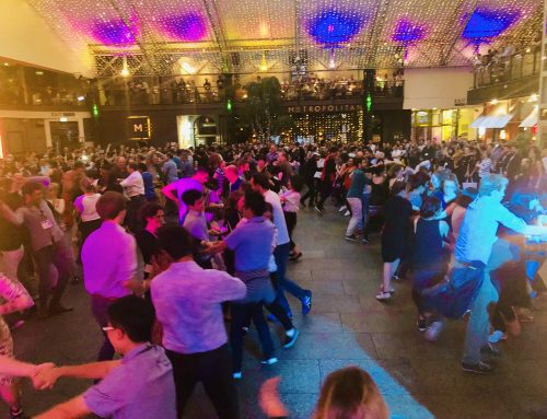 Glasgow's Merchant Square: 6 Ceilidhs for 5900 People